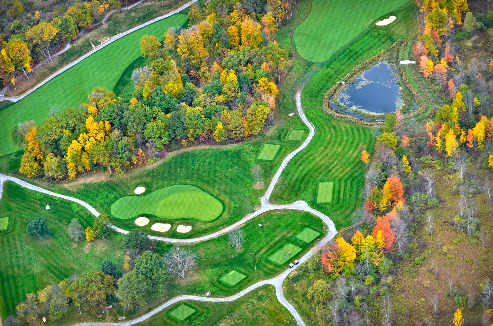Aerial Views of Champion Hills | Champion Hills Country ...