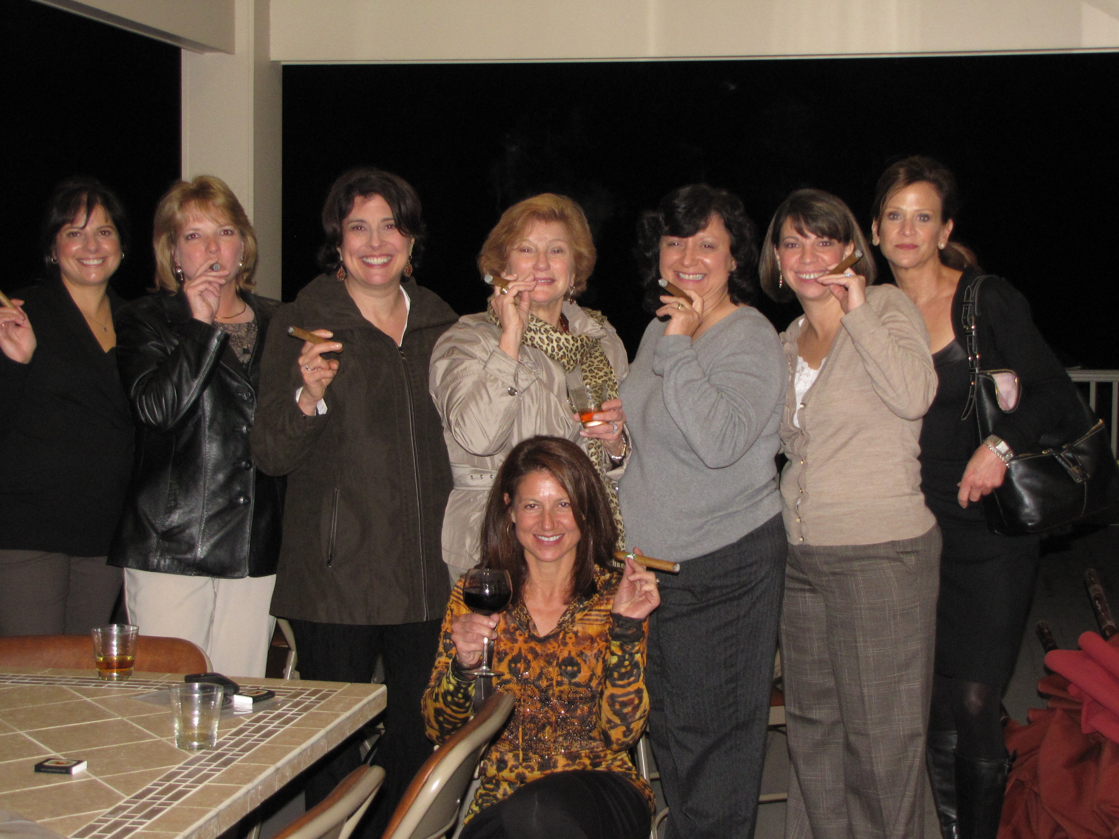 Ladies Night with Cigars
