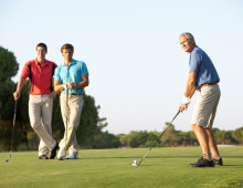 May 16th Short Game Clinic – 11 to 12  – Putting